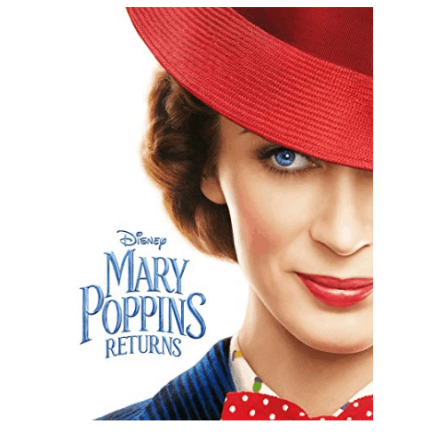 Mary Poppins Returns Rental ONLY $2.99