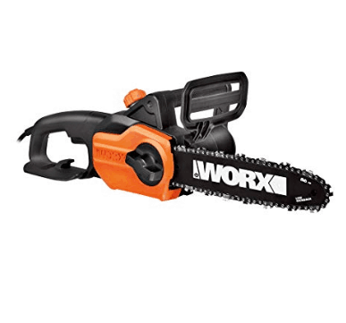 """WORX 8 Amp 10"""" 2-in-1 Electric Pole Saw & Chainsaw $70.37 (Was $150)"""