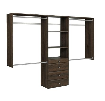 Home Depot: Martha Stewart Living Closet Organizer Systems from $85.98