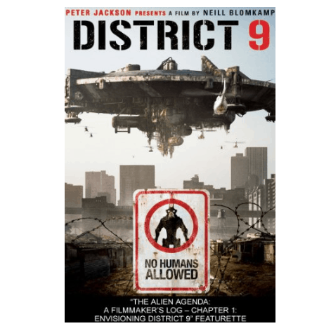 Select Digital HD Movies ONLY $4.99 - Disctrict 9, Looper, and More!