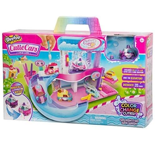 Shopkins Cutie Cars Splash 'N' GO Spa Wash Only $15.98