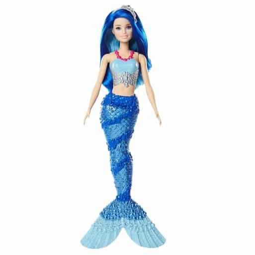 Barbie Mermaid Doll Only $7.94