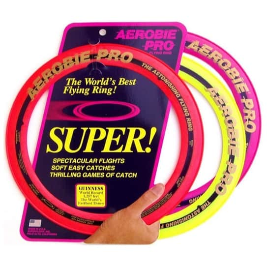 Aerobie Pro Ring Disc Only $6.76