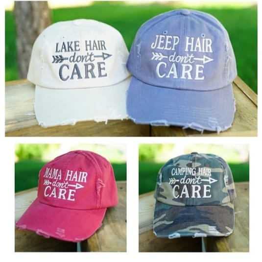 Don't Care About The Hair Caps Only $13.99 Each