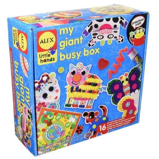 ALEX Discover My Giant Busy Box Only $19.32 (Was $44.50)