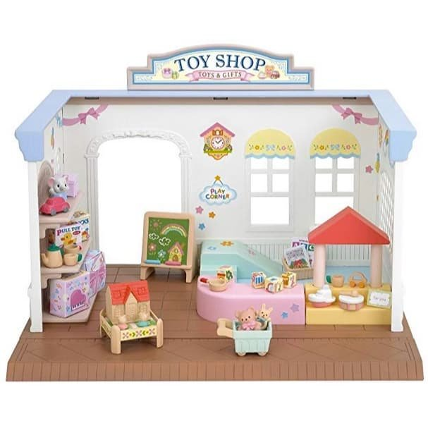Calico Critters Toy Shop Only $22.37 (Was $39.99)
