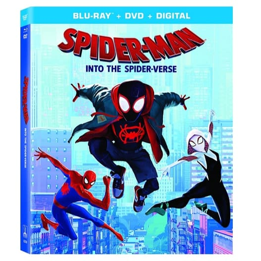 Spider-Man: Into the Spider-Verse [Blu-ray] $14.99