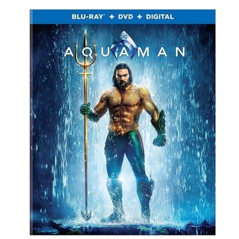 Aquaman [Blu-ray] $14.99