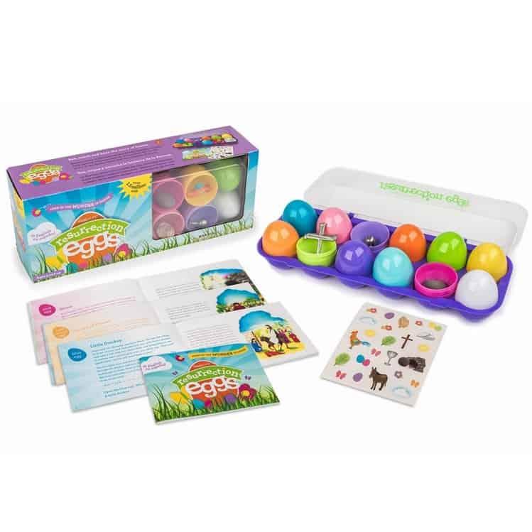 Family Life Resurrection Eggs ~ 12-Piece Easter Egg Set Only $13.64