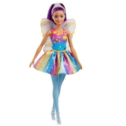 Barbie Dreamtopia Rainbow Cove Fairy Doll Only $7.94