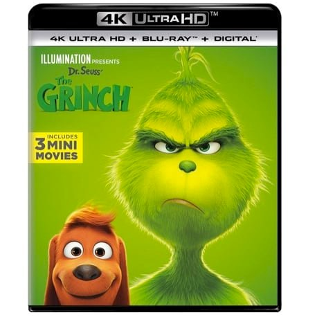 Dr. Seuss' The Grinch [Blu-ray] Only $14.99 (Was $39.98)