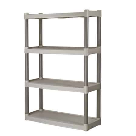Plano Molding 4 Shelf Utility Shelving $20.45