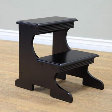 Frenchi Home Furnishing Step Stool Only $31.45 (Was $67)