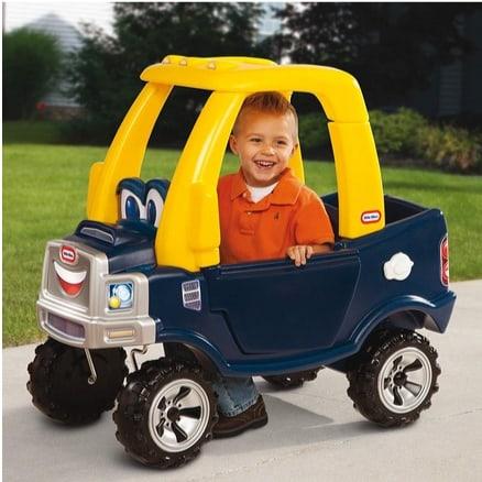 Little Tikes Cozy Truck Ride-On $59