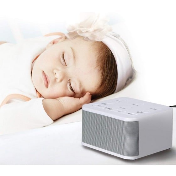 Big Red Rooster Baby White Noise Machine Only $14.99