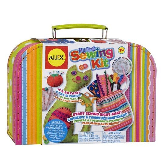 ALEX Toys Craft My First Sewing Kit Now .64 (Was )