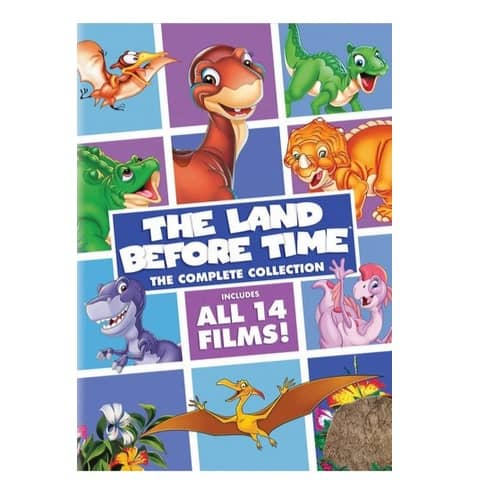 The Land Before Time: The Complete Collection .99 **Only .21 per Movie**