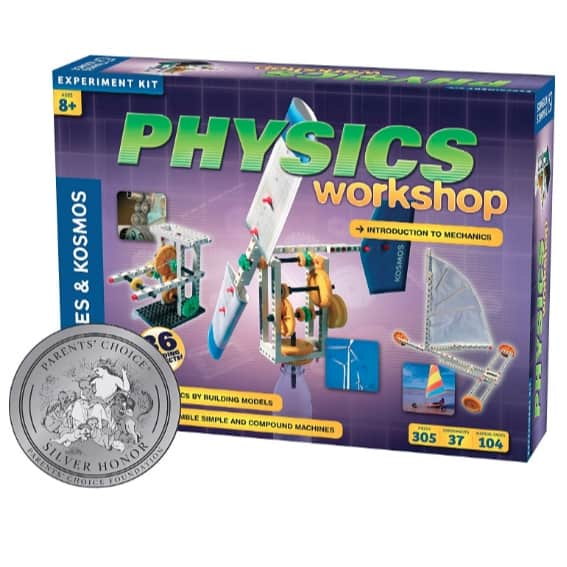 Thames & Kosmos Physics Workshop Only .32 (Was .95)