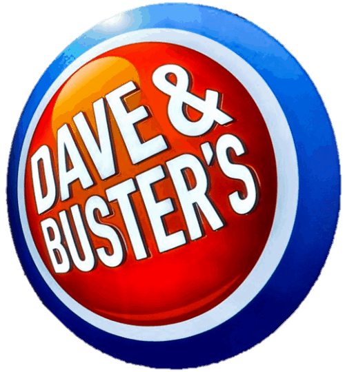 All-Day Gaming Package for Two at Dave & Buster's ONLY $20