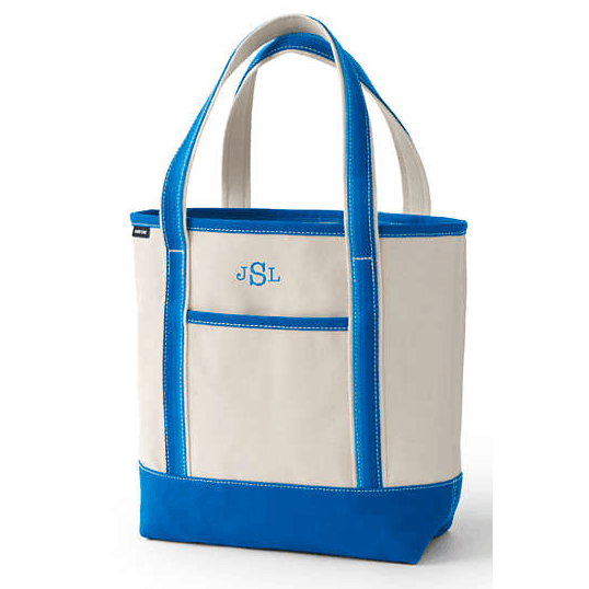 Lands' End: 50% off 1 Full-Price Item + Free Shipping = Canvas Bags $15 Shipped!