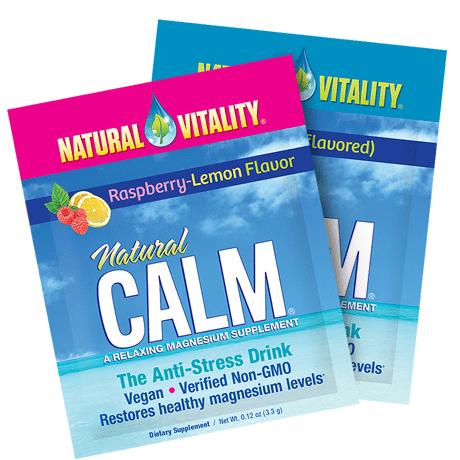 FREE Natural Vitality Sample