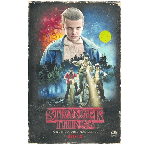 Stranger Things Season 1 Collectors Edition Blu-ray ONLY $4 **84% Off**