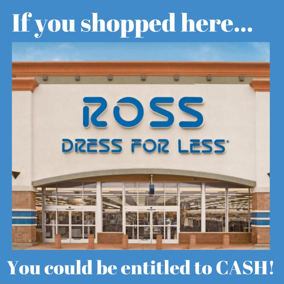 Ross Class Action Settlement