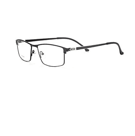 Eileen&Elisa Non Prescription Glasses with Titanium Optical Eyeglasses Only $18.49