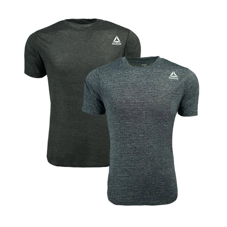 Reebok Mens Heathered  T-Shirts ONLY $8 Each Shipped