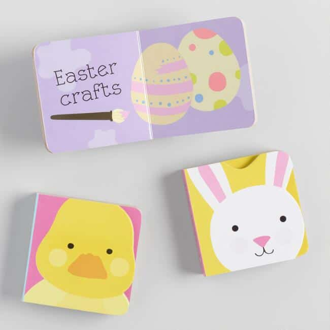 World Market: Chunky Easter Board Books 3 Pack Only $1.24 Shipped (Was $5)