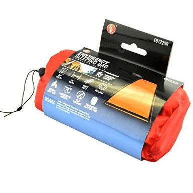 Survivor Series Emergency Sleeping Bag Kit ONLY $6.06 (Was $18)