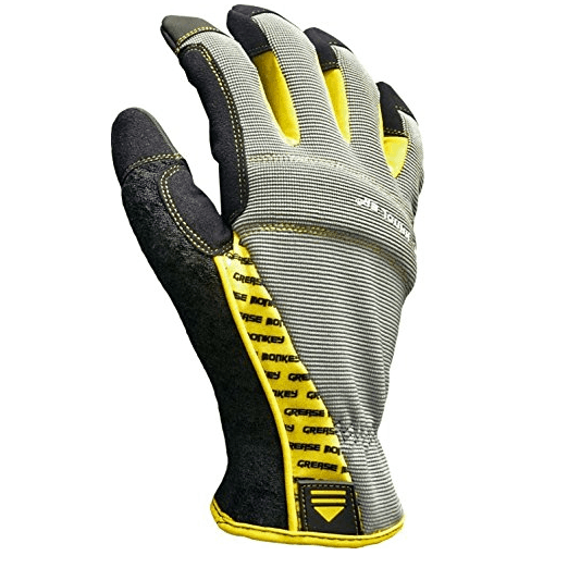 '47 Grease Monkey Tool Handler All Purpose Work and Riding Gloves Only $3.87 (Was $14)