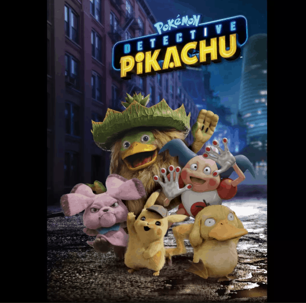 FREE Pokémon Detective Pikachu Target Kids Event on May 11th