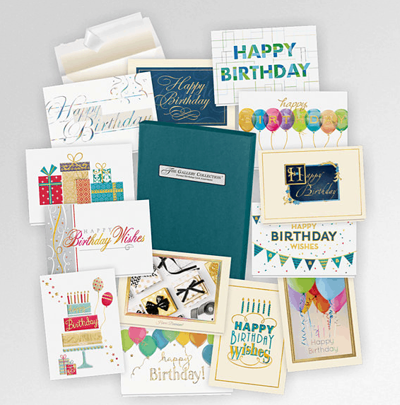GalleryCollection.com: Free Shipping on Assortment Boxes - $1.64 Per Card!
