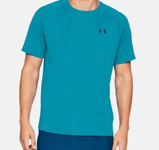 Under Armour: UA Tech 2.0 Men's Short Sleeve Shirt $11.99 (Was $25)