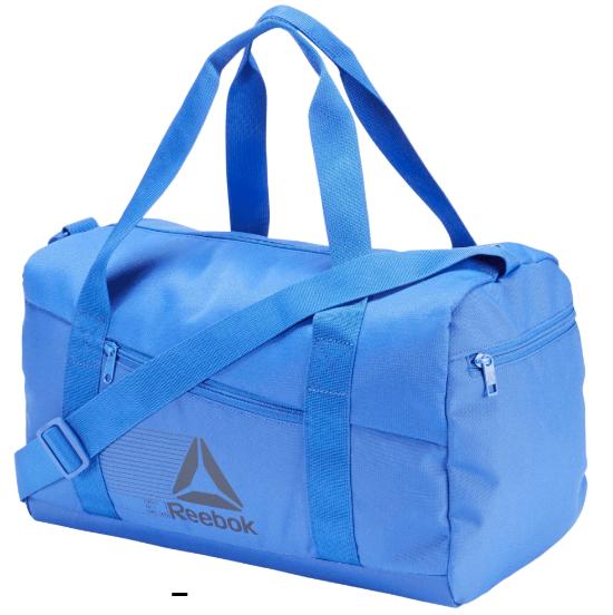 Reebok Training Active Foundation Grip Duffel Bag Small $9.98 (Was $28)