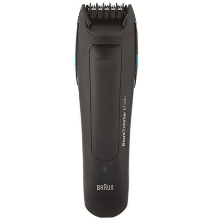 Braun BT5050 Men's Beard Trimmer for Facial Hair $24.94