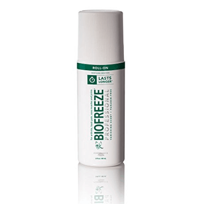 Biofreeze Professional Roll-On Pain Relief Gel Only $7.78 **40% Off**
