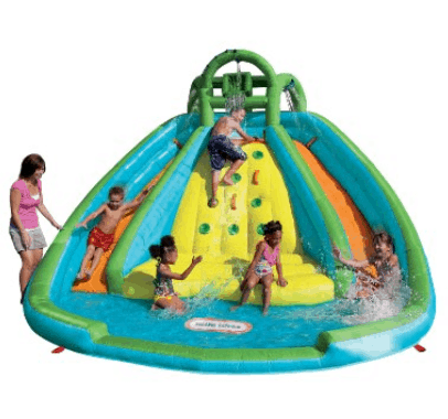 Little Tikes Rocky Mountain River Race Inflatable Slide Bouncer Only $266.00 (Was $499.99)