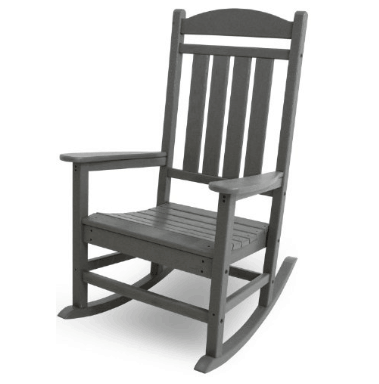 Up to 50% off Outdoor Chairs - Presidential Outdoor Rocking Chair $199.00 (Was $427)