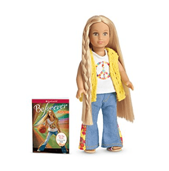 Julie 2014 Mini Doll American Girl Only $13.52 (Was $24.99)