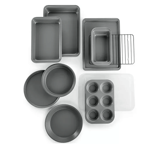Macy's: Martha Stewart Essentials 10-Pc. Bakeware Set ONLY $19.99
