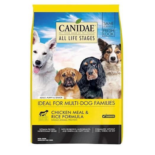 FREE 7 lb. Bag of CANIDAE Dog Food at Petco