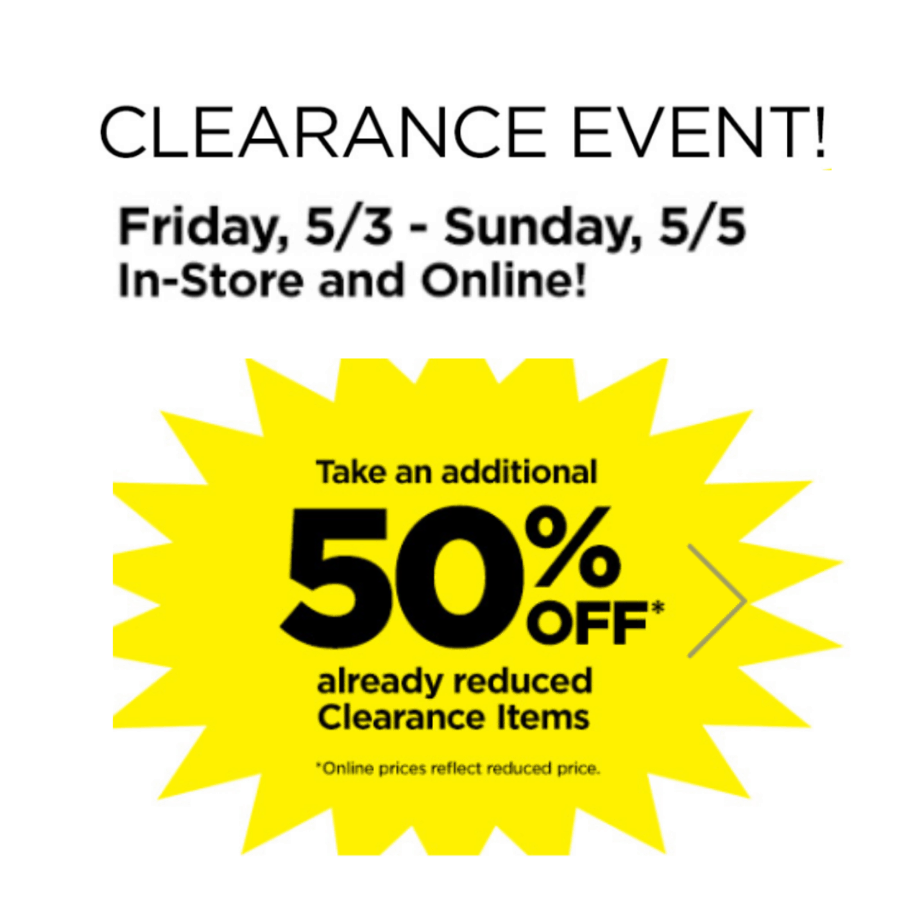 Dollar General Sale: Extra 50% Off Clearance Items