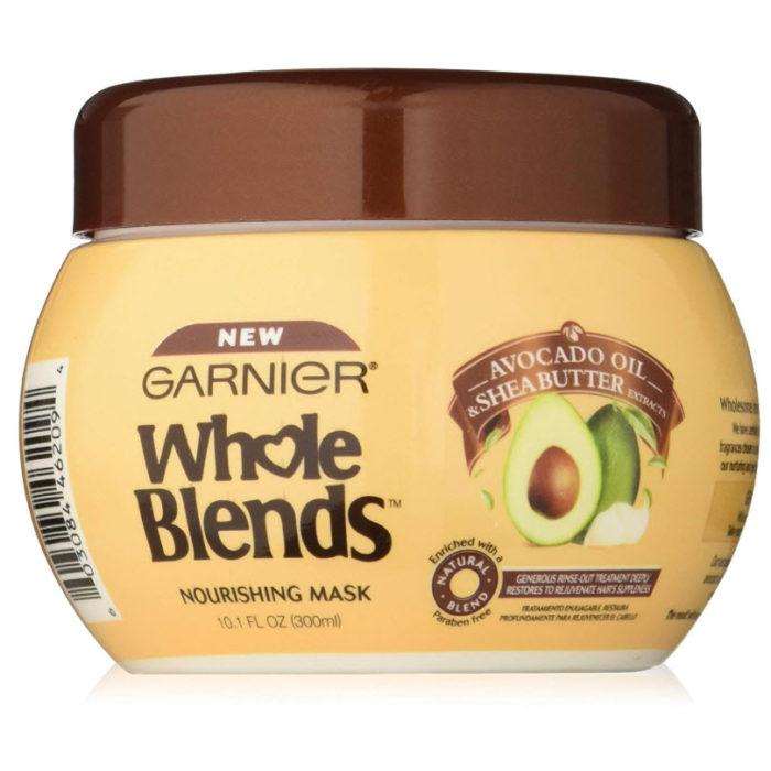 FREE Garnier Sample   Whole Blends Miracle Nectar Hair Mask