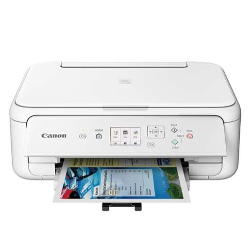 Canon Pixma ts5120 Wireless Inkjet All-in-One Printer Only $49.99