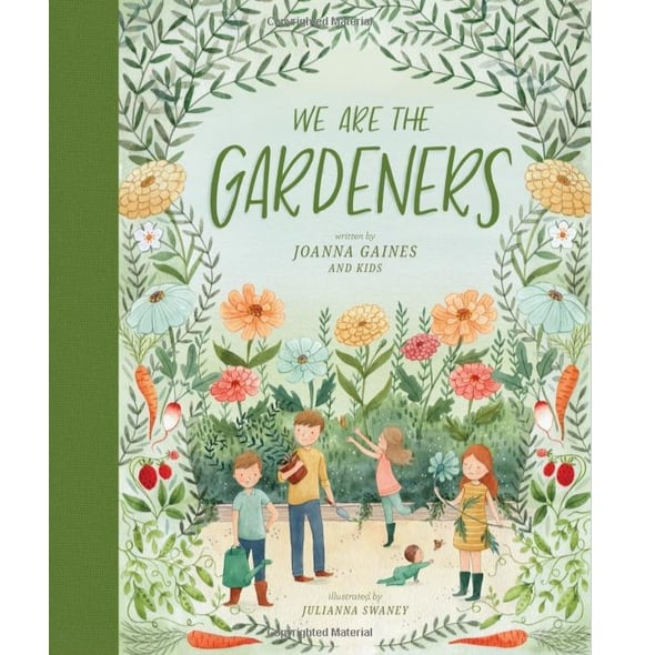 We Are the Gardeners Hardcover Book by Joanna Gaines Only $8.99 (Was $19.99)