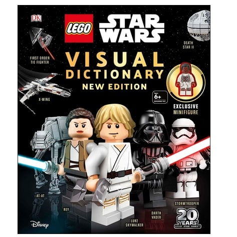 LEGO Star Wars Visual Dictionary $9.30 (Was $21.99)