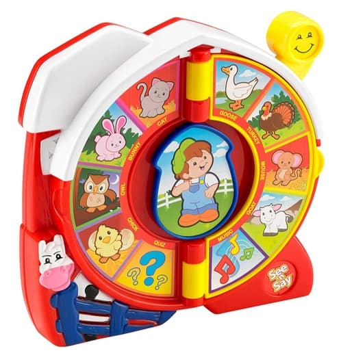 Fisher-Price See 'n Say The Farmer Says Only $14.99