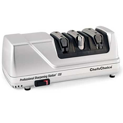 Chef'sChoice 130 Professional Electric Knife Sharpening Station $89.99 (Was $180) **Today Only**